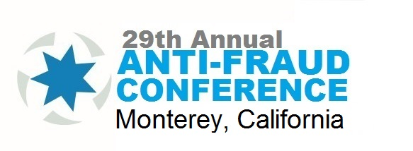 Logo 29th Annual Anti – Fraud Conference (CDI, CDAA, NICB)